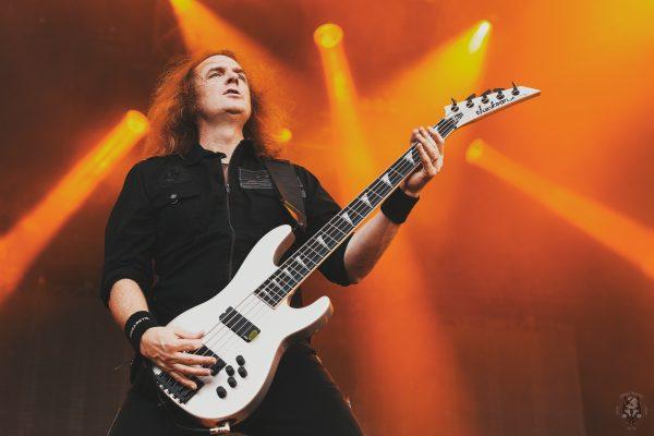 Megadeth. Wacken 2014.