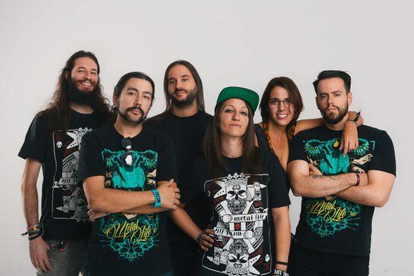 METALOVISION-Promo picture 2018.